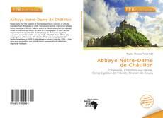 Abbaye Notre-Dame de Châtillon kitap kapağı