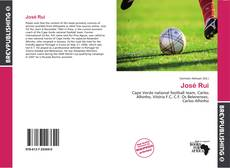 Bookcover of José Rui