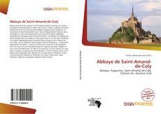 Buchcover von Abbaye de Saint-Amand-de-Coly