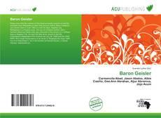 Bookcover of Baron Geisler