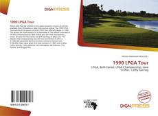 1990 LPGA Tour kitap kapağı