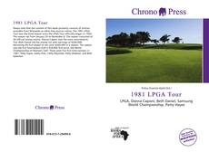 1981 LPGA Tour kitap kapağı