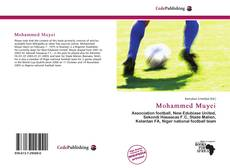 Bookcover of Mohammed Muyei