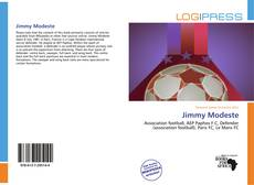 Bookcover of Jimmy Modeste
