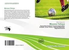 Portada del libro de Moussa Yahaya