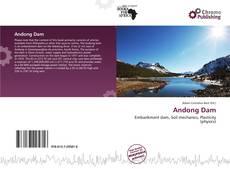 Portada del libro de Andong Dam