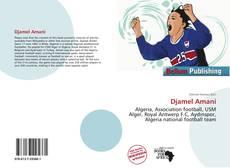 Обложка Djamel Amani