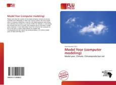 Capa do livro de Model Year (computer modeling)