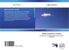 Обложка MM5 (weather model)