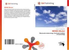 Bookcover of MEMO Model