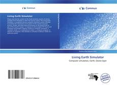 Bookcover of Living Earth Simulator