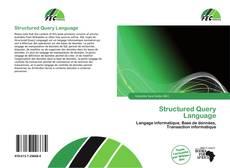 Couverture de Structured Query Language