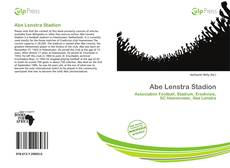 Bookcover of Abe Lenstra Stadion