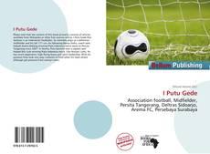 Bookcover of I Putu Gede