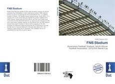 Buchcover von FNB Stadium