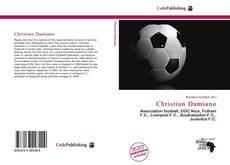 Portada del libro de Christian Damiano