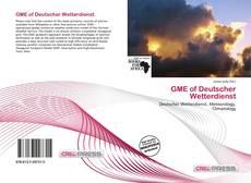 Capa do livro de GME of Deutscher Wetterdienst