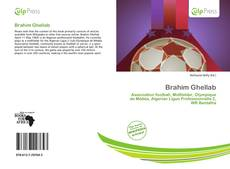 Brahim Ghellab kitap kapağı