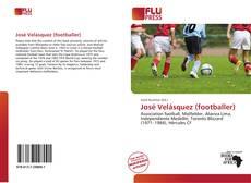 Capa do livro de José Velásquez (footballer)