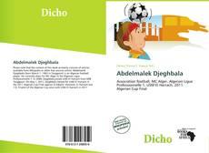 Capa do livro de Abdelmalek Djeghbala