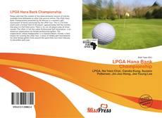 Buchcover von LPGA Hana Bank Championship