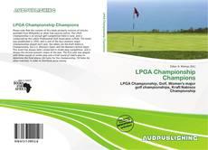 LPGA Championship Champions kitap kapağı