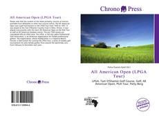 Обложка All American Open (LPGA Tour)
