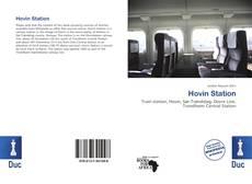 Bookcover of Hovin Station