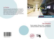 Bookcover of Ler Station