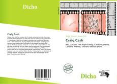 Craig Cash kitap kapağı