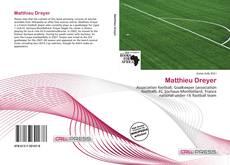 Обложка Matthieu Dreyer