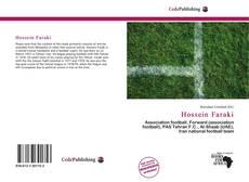 Hossein Faraki kitap kapağı