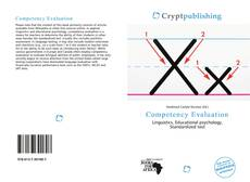 Competency Evaluation kitap kapağı