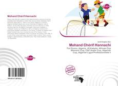 Portada del libro de Mohand Chérif Hannachi
