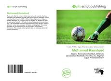 Bookcover of Mohamed Hamdoud