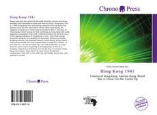 Bookcover of Hong Kong 1941