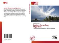 Bookcover of Cantor–Zassenhaus Algorithm