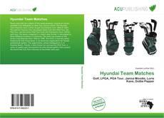 Copertina di Hyundai Team Matches