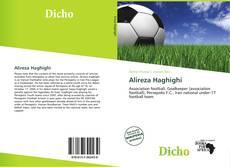 Bookcover of Alireza Haghighi