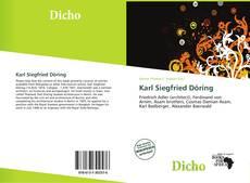 Обложка Karl Siegfried Döring