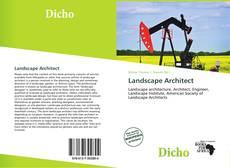 Portada del libro de Landscape Architect