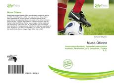 Bookcover of Musa Otieno