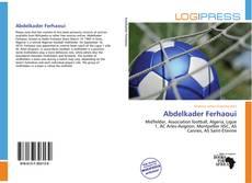 Couverture de Abdelkader Ferhaoui