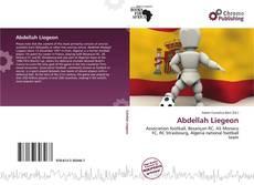 Copertina di Abdellah Liegeon