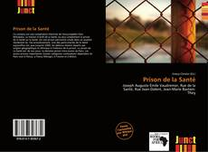 Bookcover of Prison de la Santé
