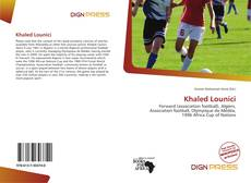 Bookcover of Khaled Lounici