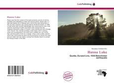 Buchcover von Hanna Lake