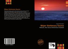 Bookcover of Major Stationary Source