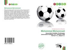 Capa do livro de Mohammad Mohammadi