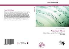 Bookcover of Asad Ali Khan